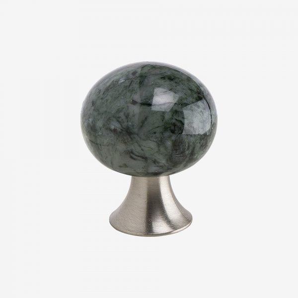 Knopp Bead Straight marmor gron 304061 11
