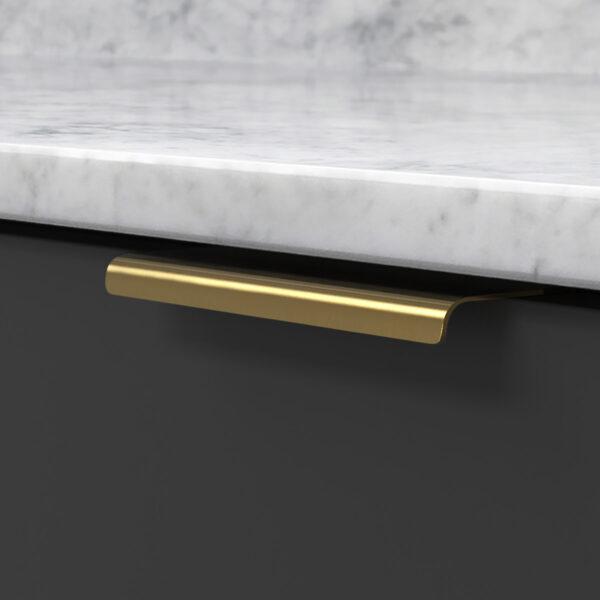 Profilhandtag lip polerad massing 343456 11 120 mm ncs s 8000 n marmor carrara
