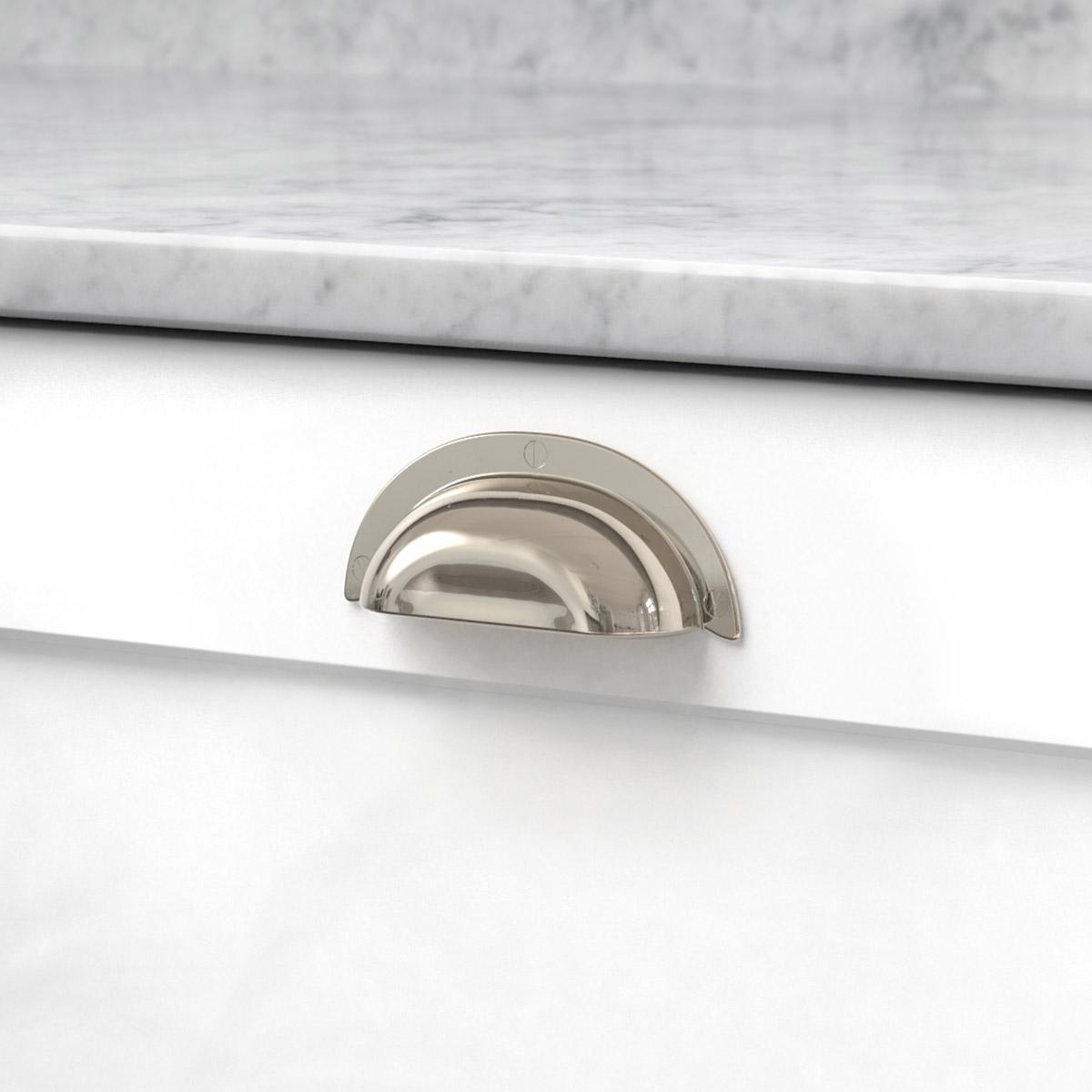 Skålhand 3922 fornicklad 39222 11 ncs s 0300 n marmor carrara