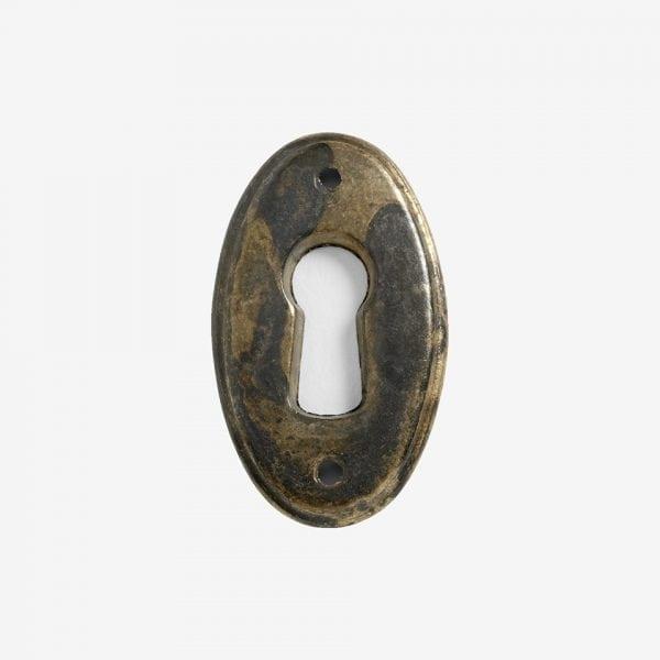 Skylt 198 - antik