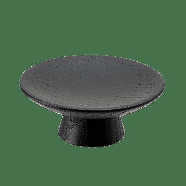 Knopp Olympia - svart - 50
