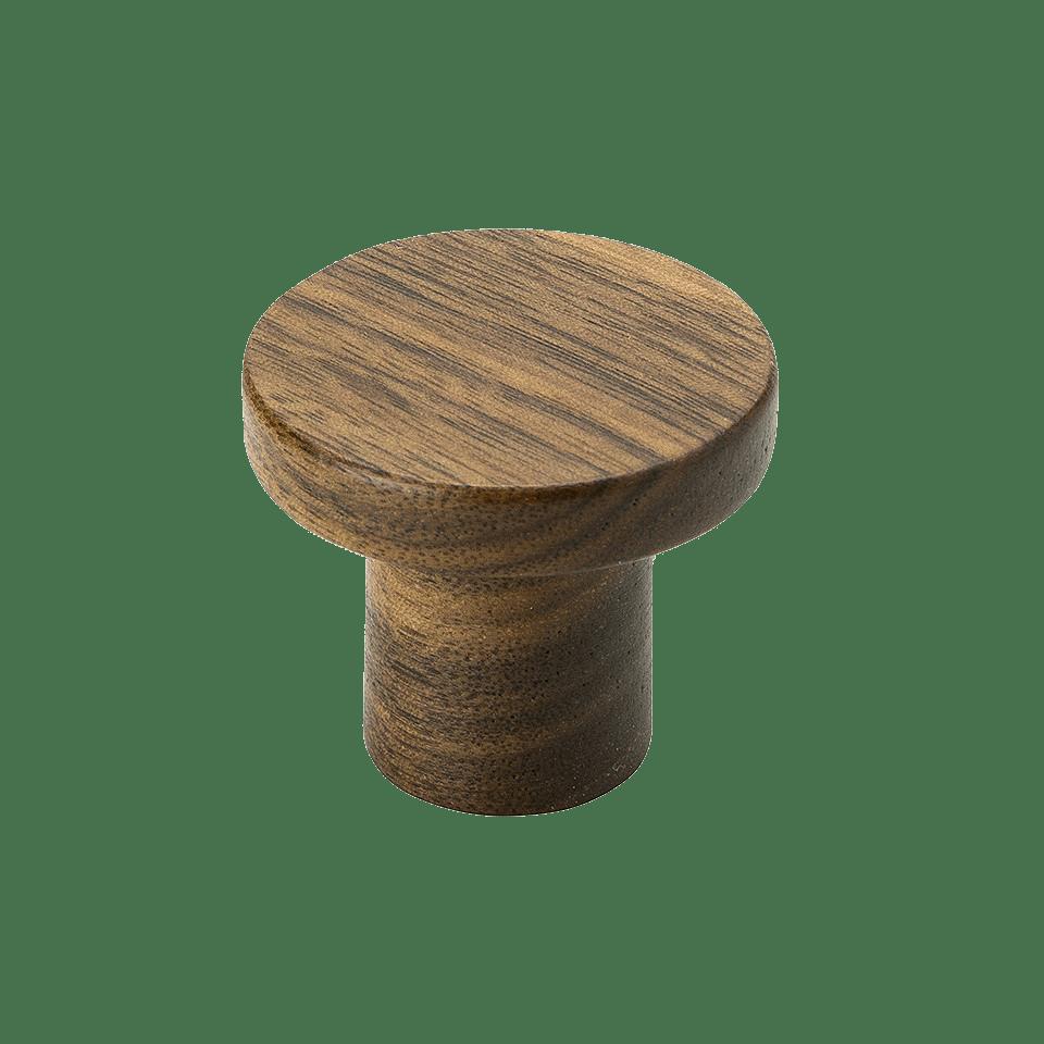 Knopp Circum - valnöt - 33