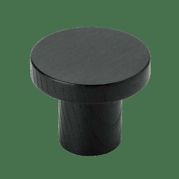 Knopp Circum - svart - 48