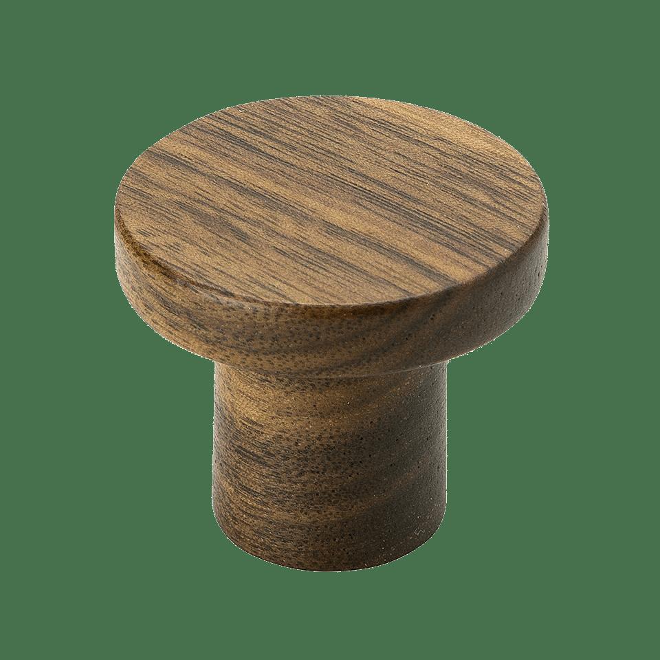 Knopp Circum - valnöt - 48