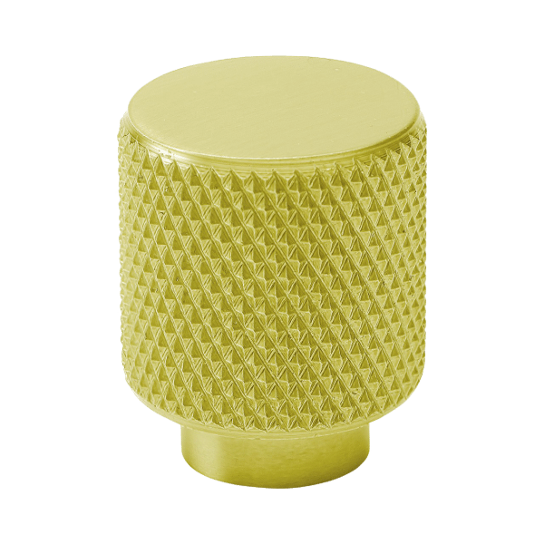 Knopp Helix - mässing - 20