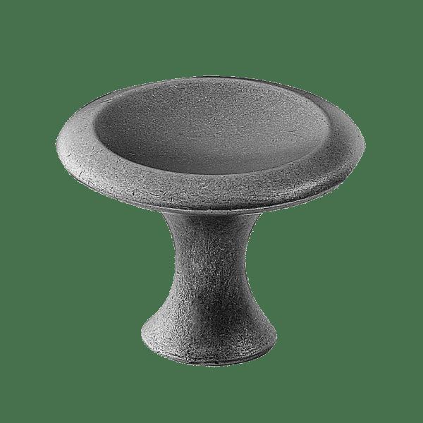 Knopp Bell - antik grå - 42