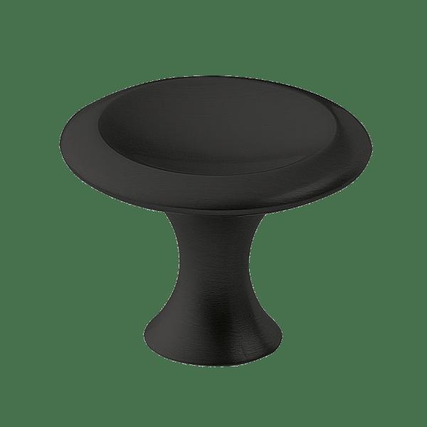 Knopp Bell - svart matt - 42