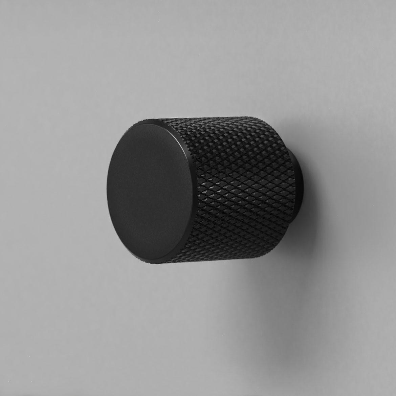 Knopp helix matt svart 309025 11 20 mm ncs s 4500 n