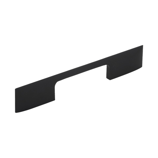 Handtag Aero svart 1624 cc 160 mm