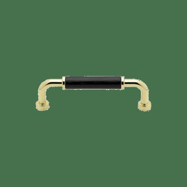 Handtag Brohult massing polerad svart 397026 11 cc 96 mm