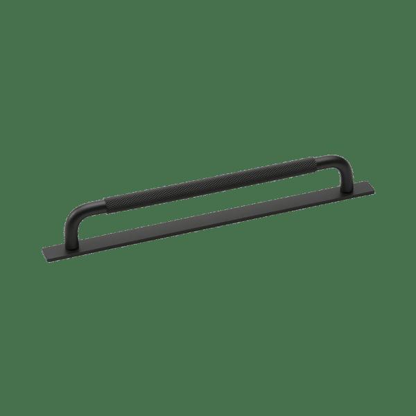 Handtag Helix bricka svart matt 309085 11 cc 224 mm