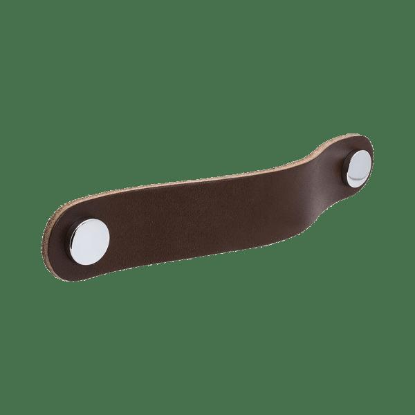 Handtag Loop Round brun krom polerad 333273 11