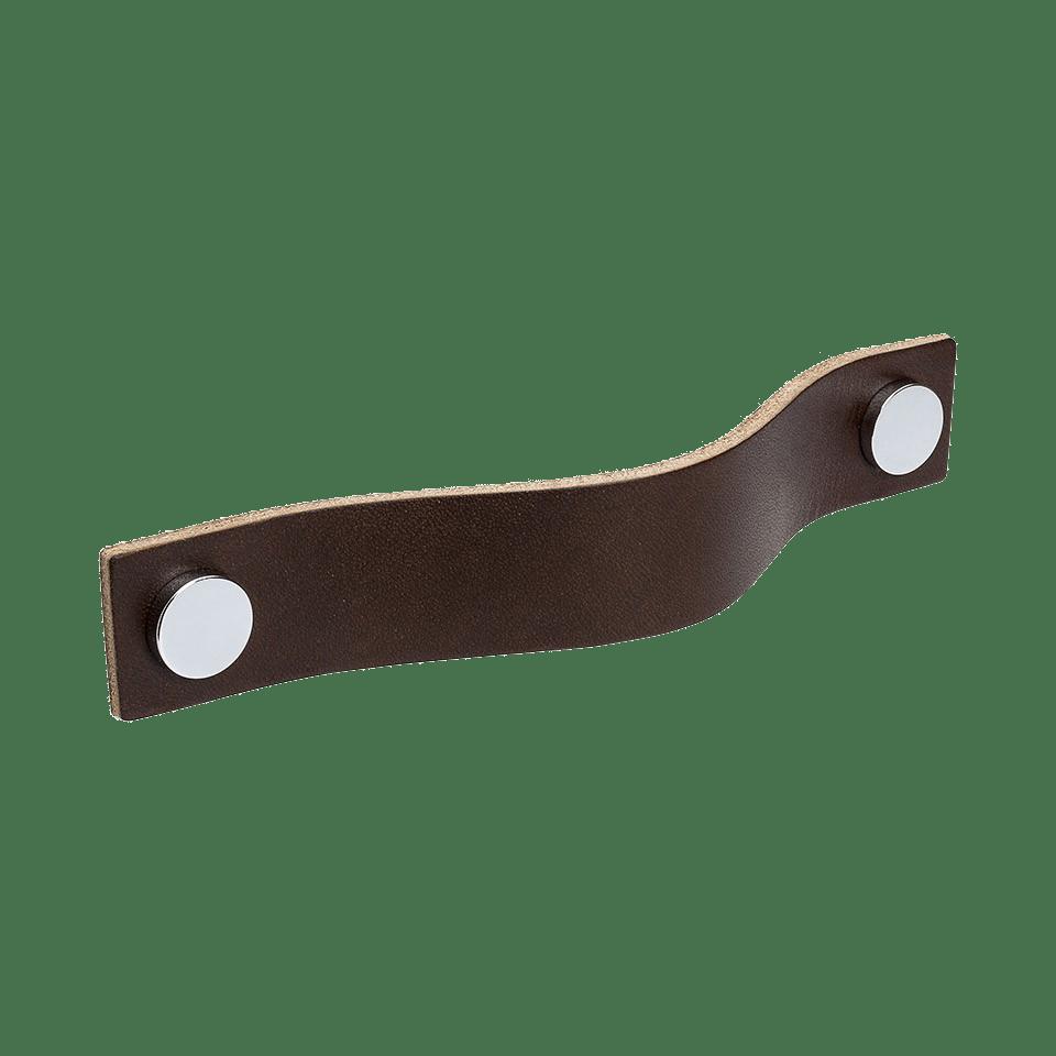 Handtag Loop brun krom polerad 333173 11
