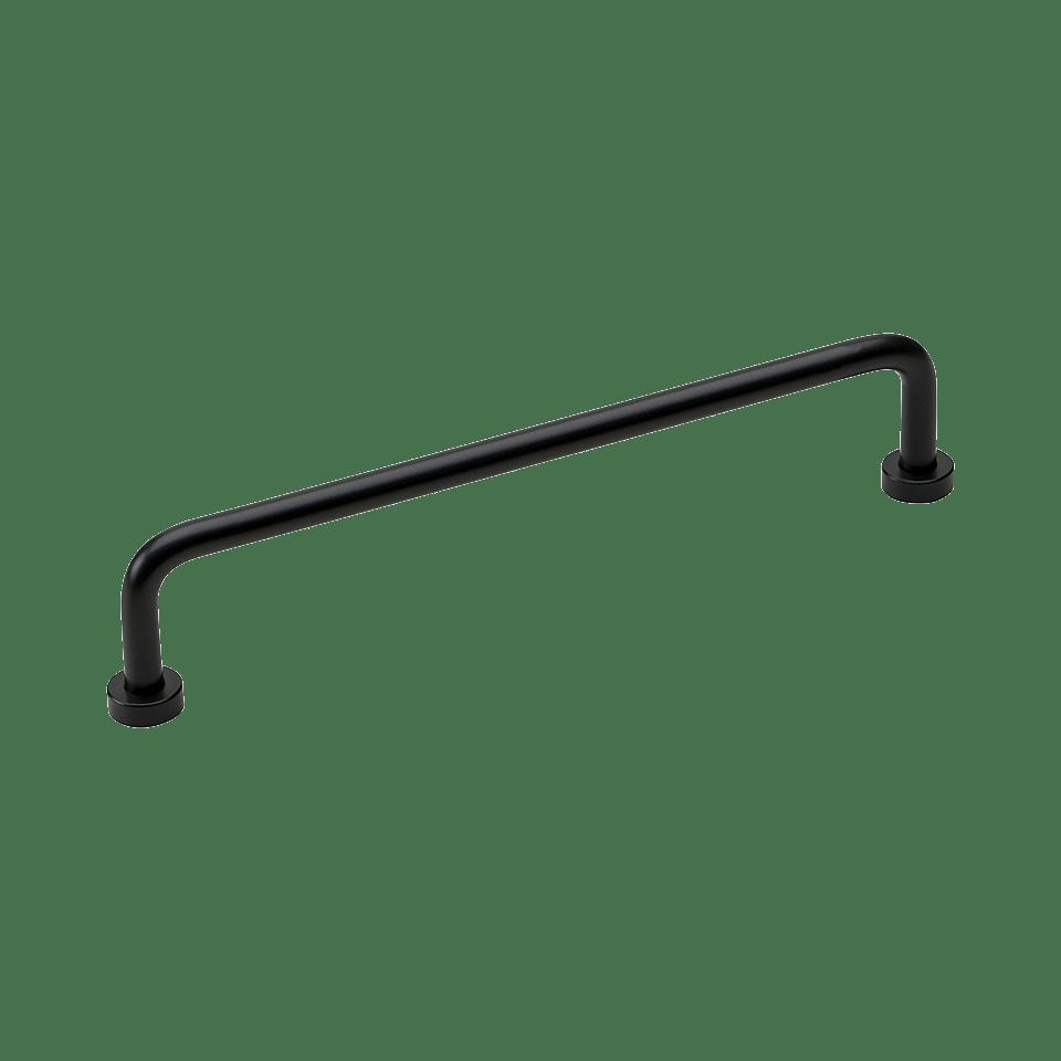 Handtag Lounge svart 370123 11 cc 160 mm