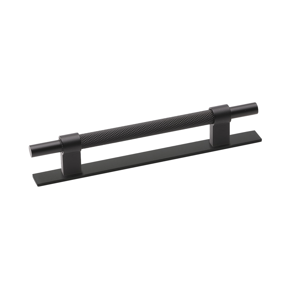 Handtag Pitch bricka svart matt 309115 11 cc 128 mm