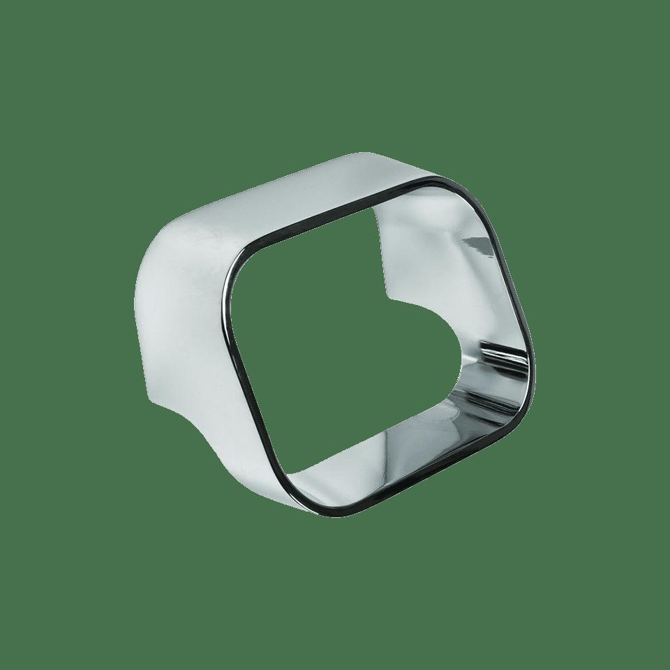 Handtag Slice alu look 30111 cc 64 mm