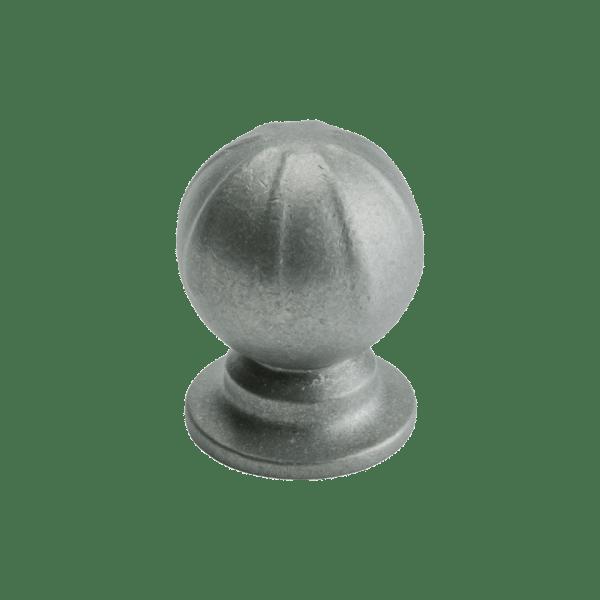 Knopp Banister antik gra 460217 11