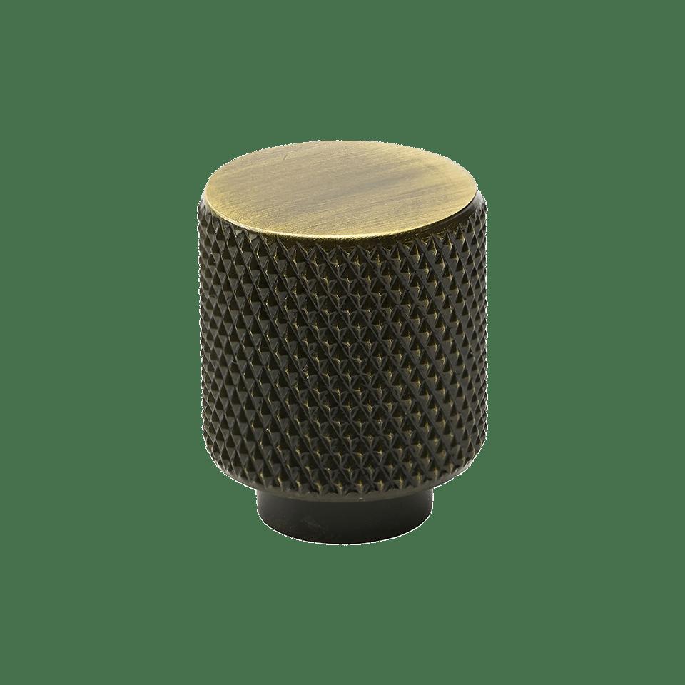 Knopp Helix antik brons 309027 11