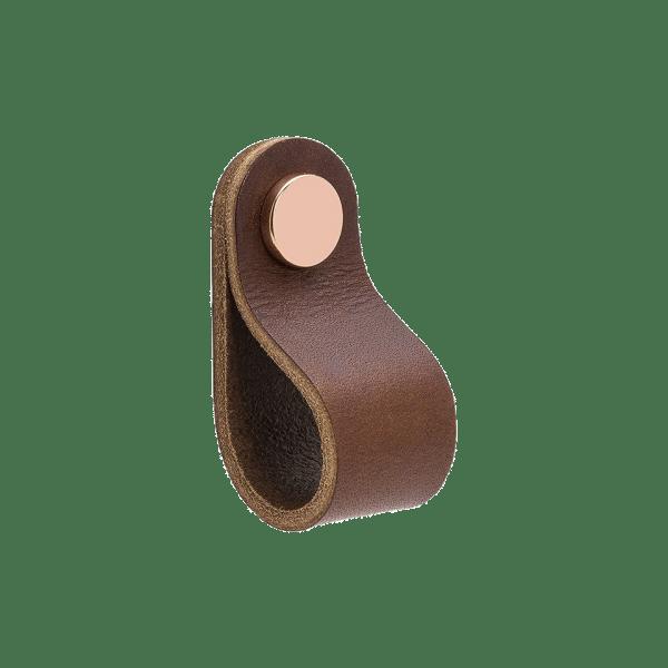 Loop Round brun koppar 333232 11