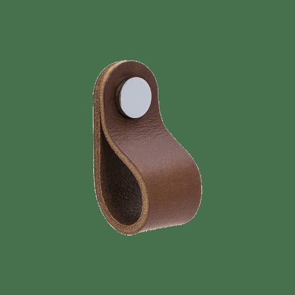 Loop Round brun krom polerad 333233 11