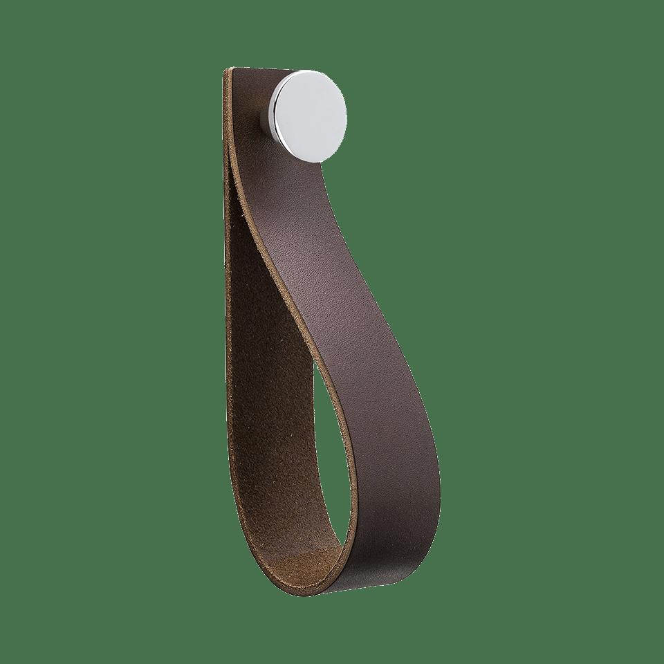 Loop Strap brun krom polerad 333307 11
