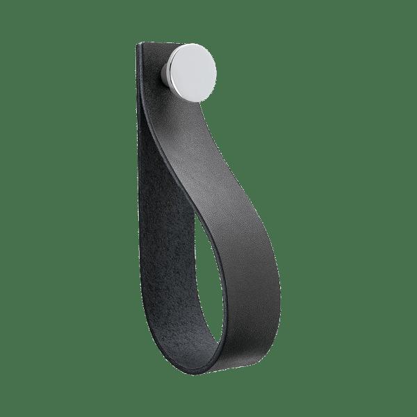 Loop Strap svart krom polerad 333303 11
