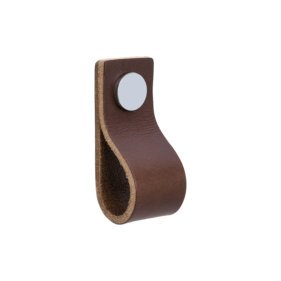 Loop brun krom polerad 333133 11