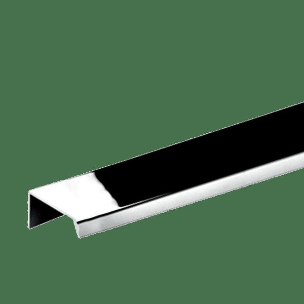Profilhandtag Slim 4025 - krom