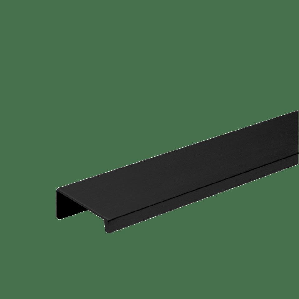 Profilhandtag Slim 4025 - svart