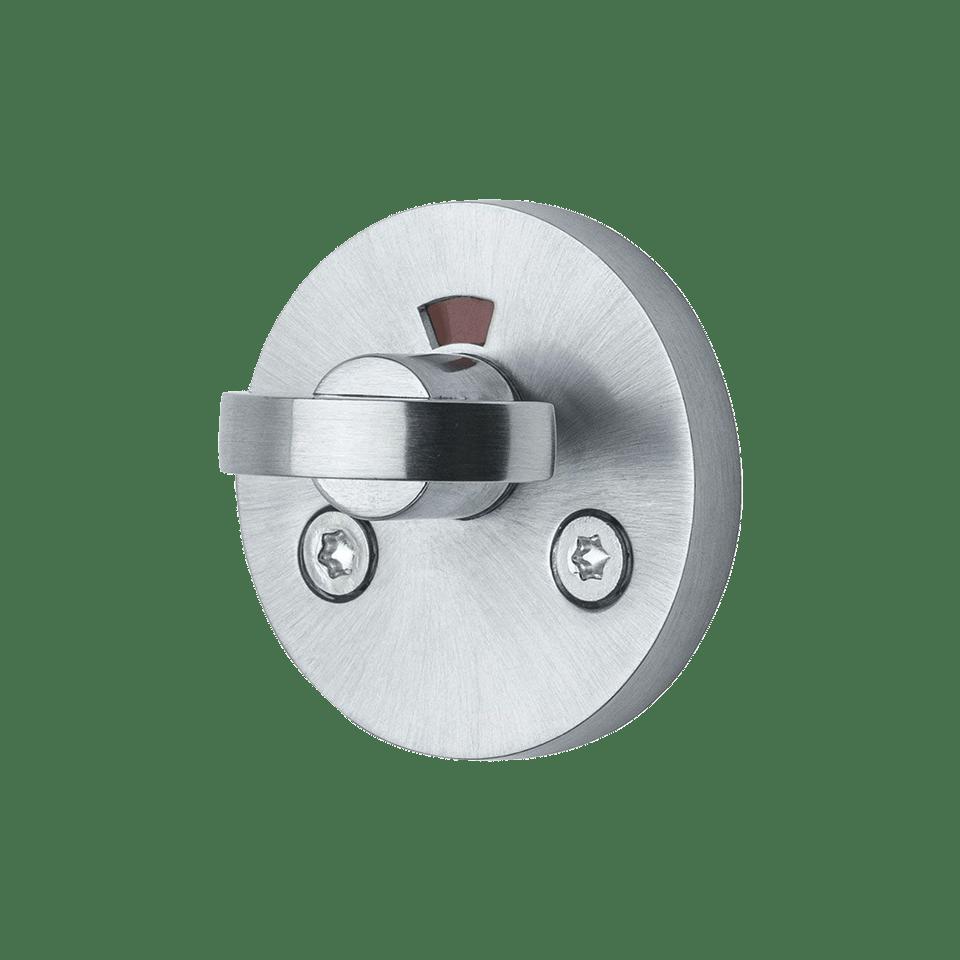 Toalettvred Form krom mattbehandlad 750241 31 cc 49 mm