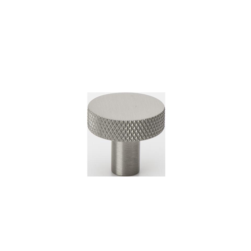 Beslag Design Knopp Flat rf-look Ø24