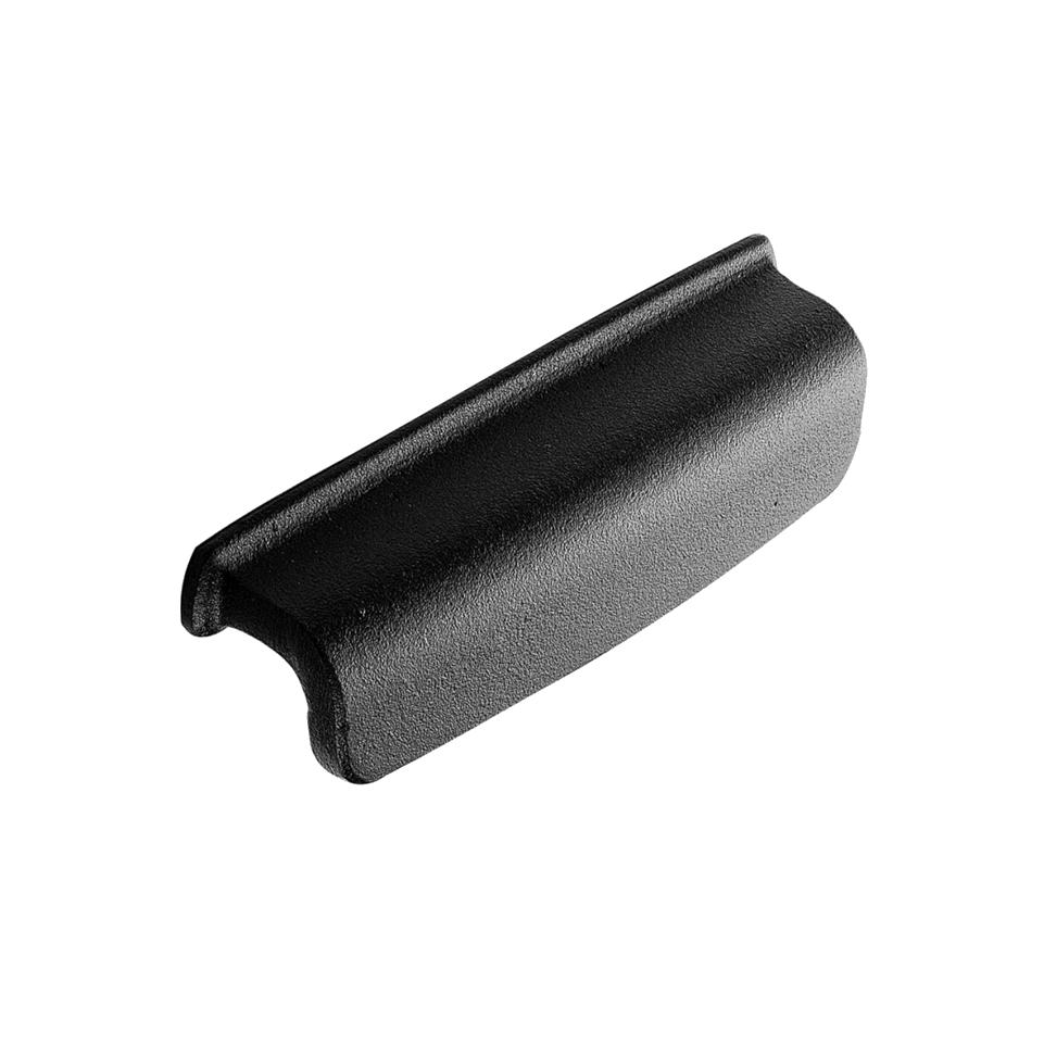 Beslag Design kökshandtag Art gjutjärn 96 mm