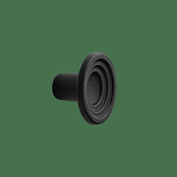 Gjutjärn knopp Fleur diameter 46 mm