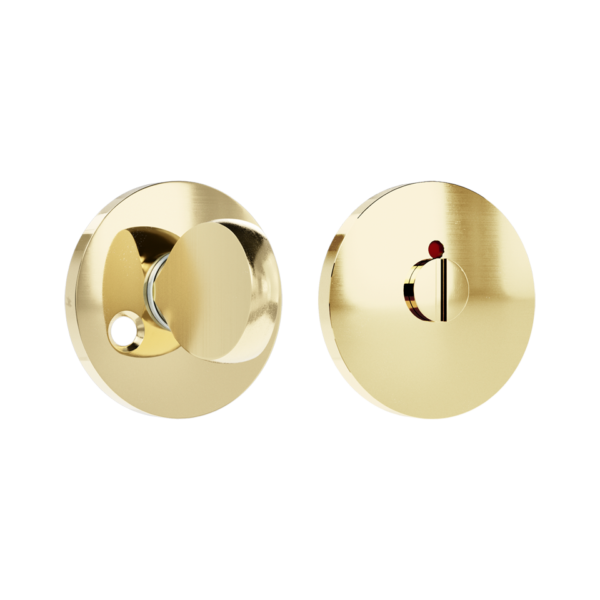 Haboselection bathroom turn brass 18089 double