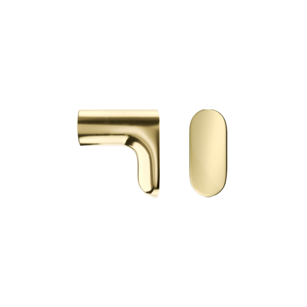 Haboselection knob 1 2 brass 18095 double 2