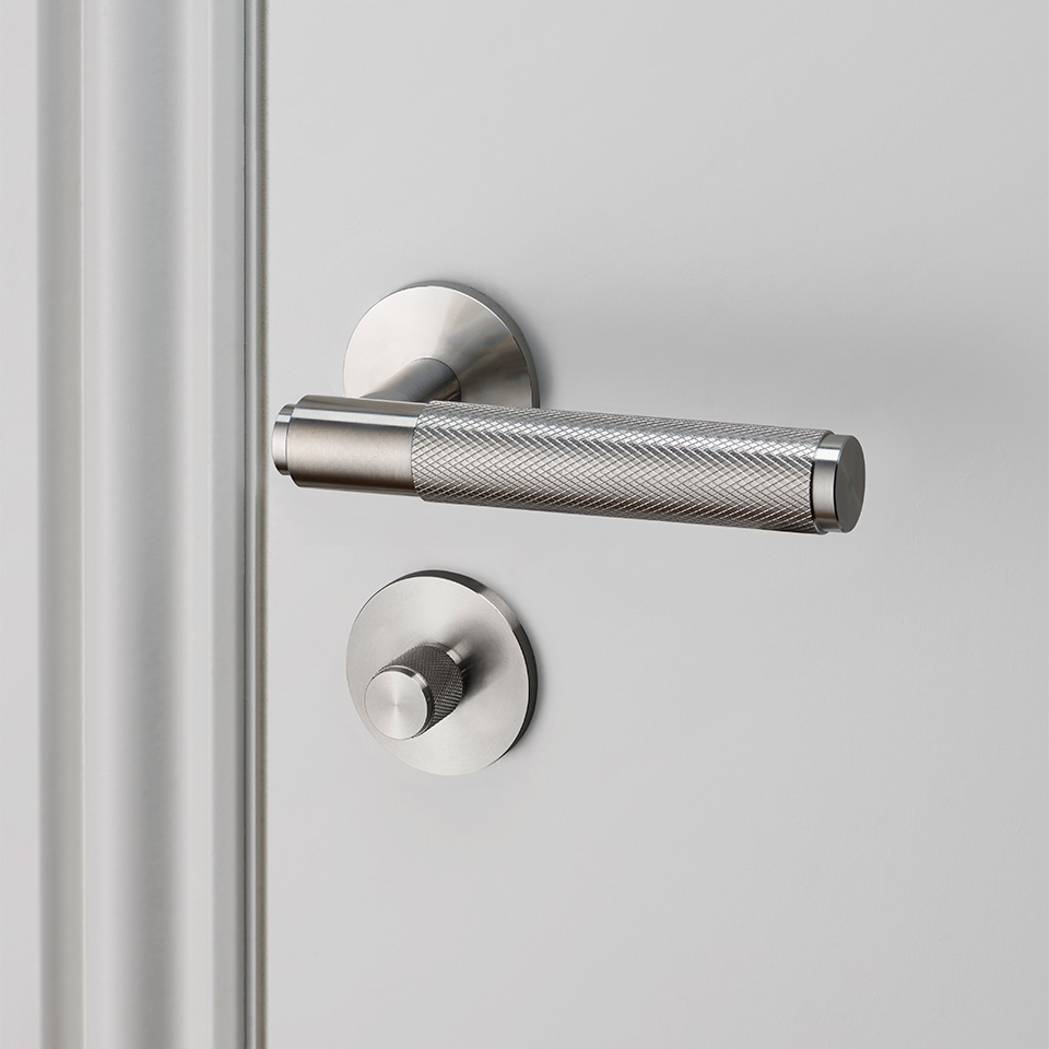 Buster Punch door lever thumbturn steel high res 960x960px