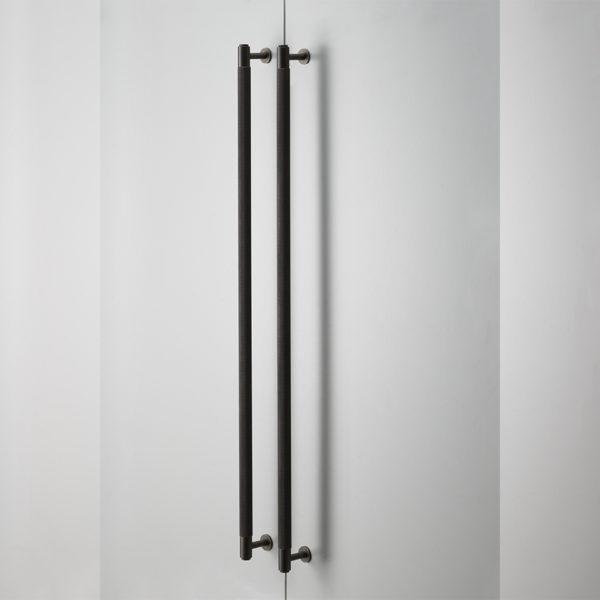 Closet bar pair smoked bronze 960x960px