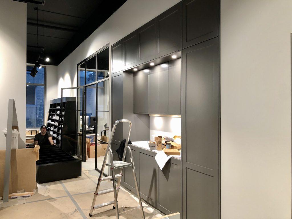 Bygga butik kökshandtag stockholm