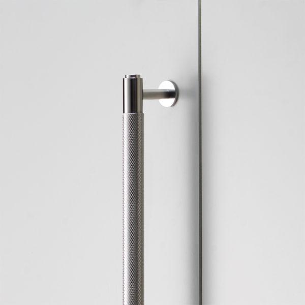 2. BusterPunch Closet Bar Steel Detail