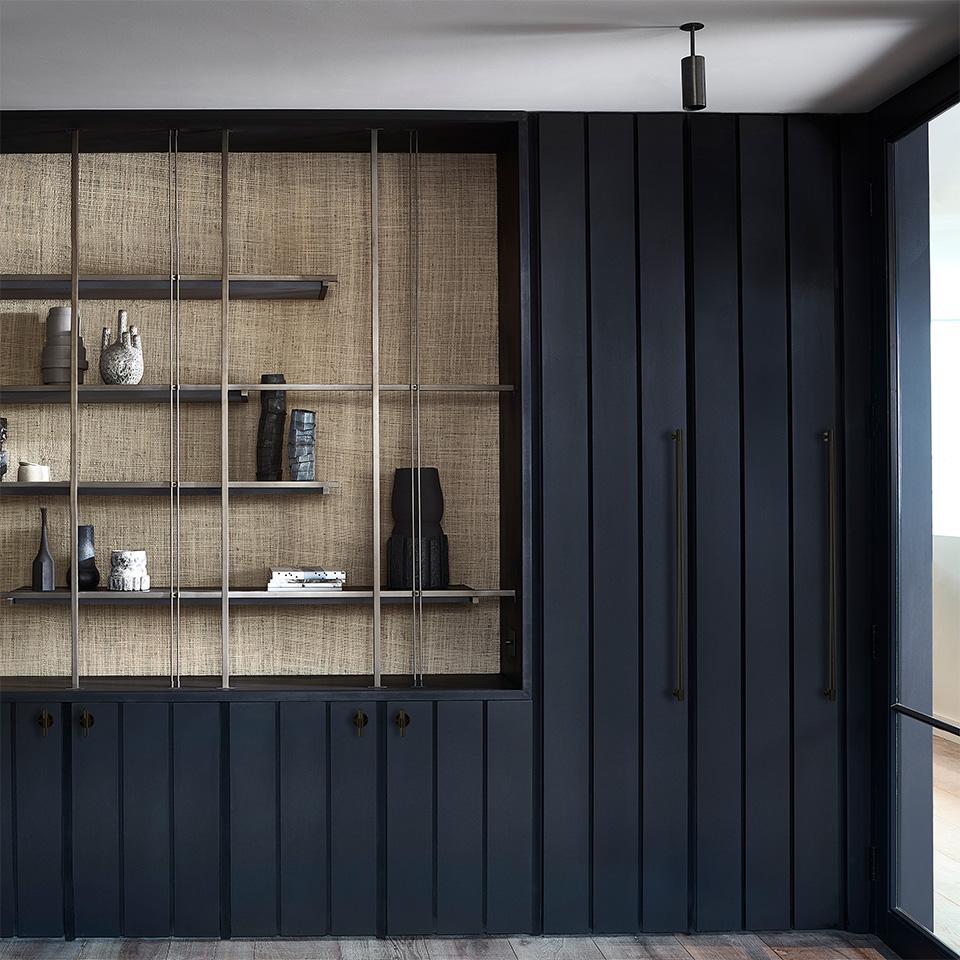 3. BusterPunch Closet Bar Smoked Bronze Lifestyle 1
