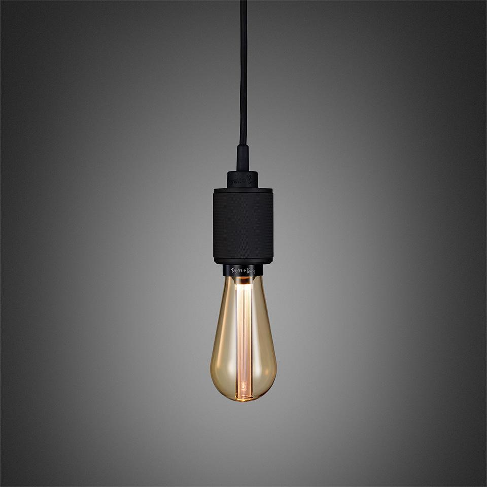 BusterPunch Heavy Metal Black Gold Bulb 1