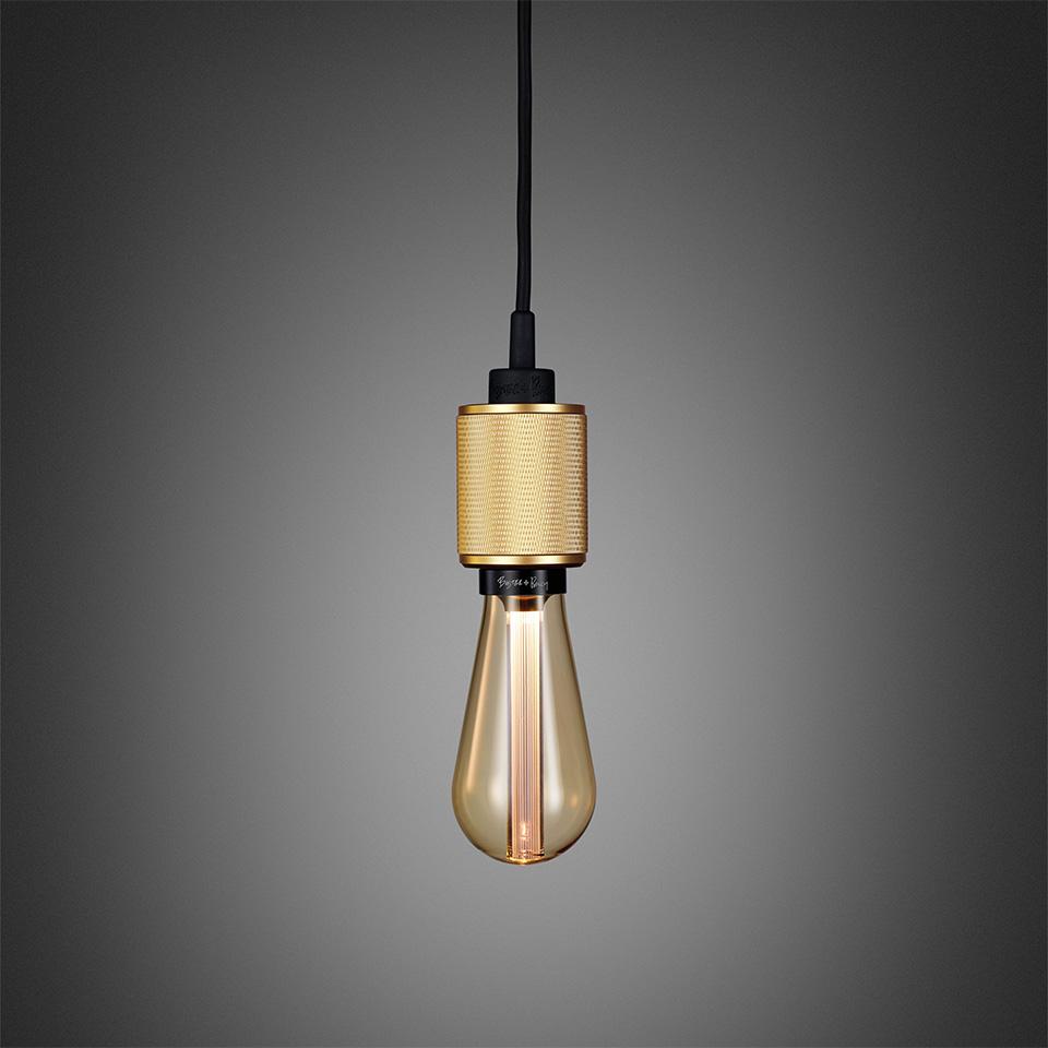 BusterPunch Heavy Metal Brass Gold Bulb 1