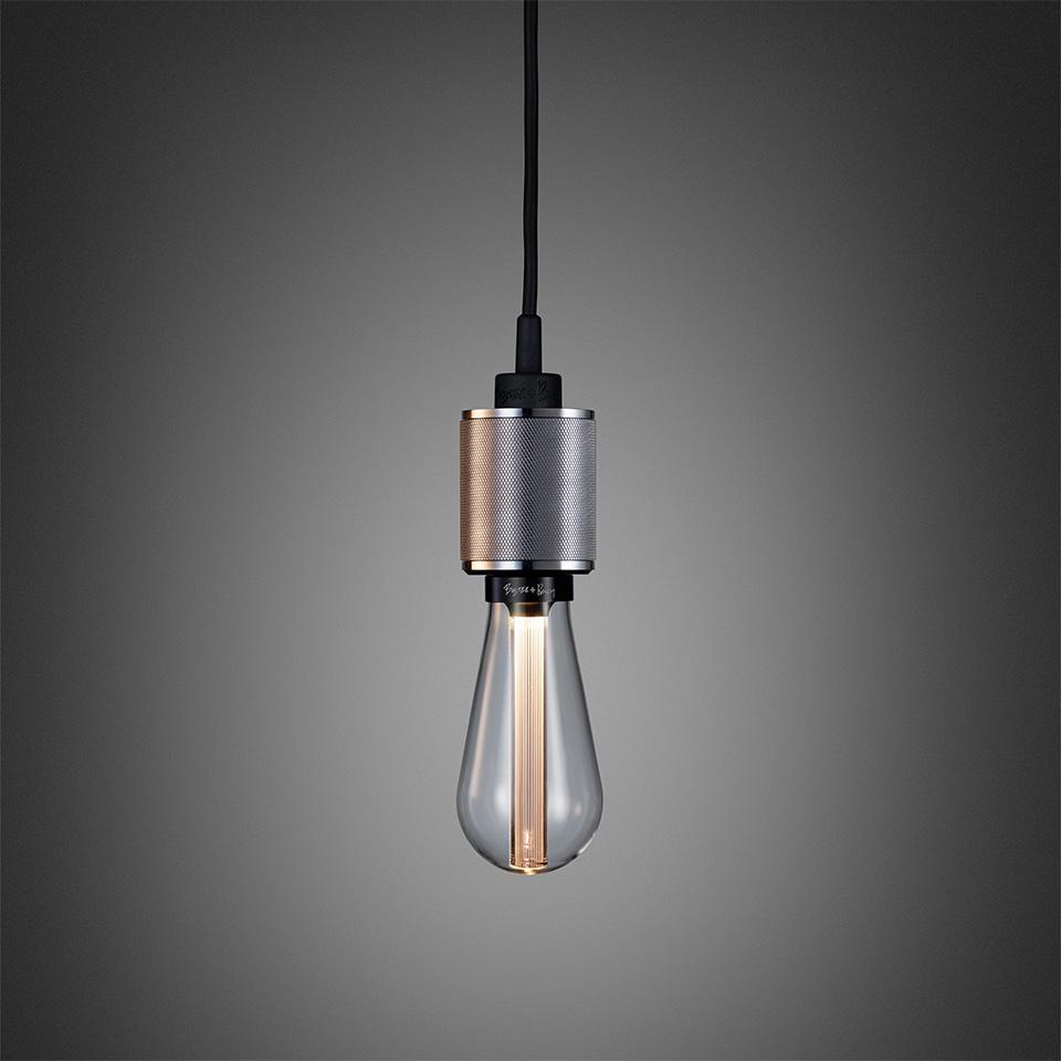 BusterPunch Heavy Metal Steel Crystal Bulb 1