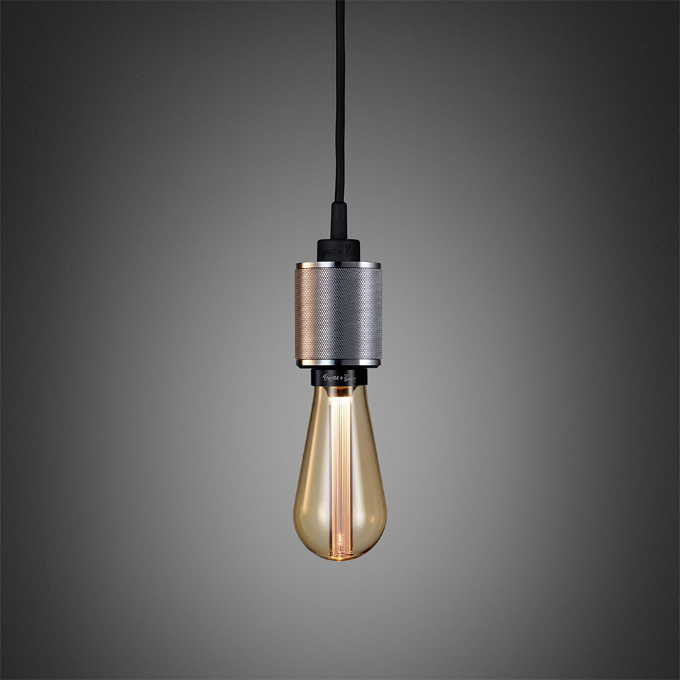 BusterPunch Heavy Metal Steel Gold Bulb 1