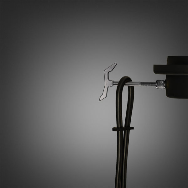 BusterPunch Hook Steel Detail