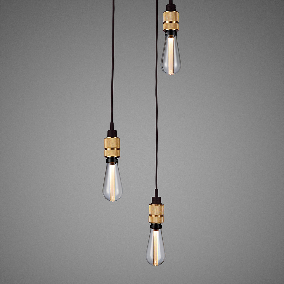 BusterPunch Hooked 3.0 Nude Brass Crystal Bulb 2