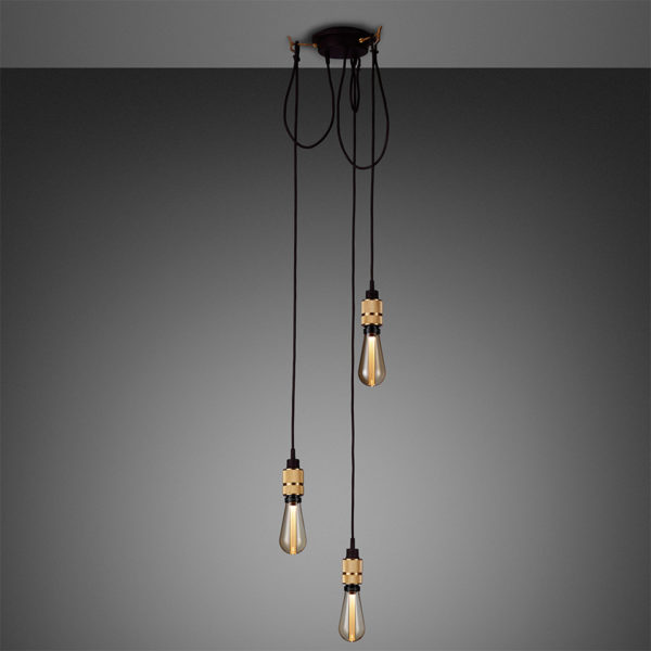 BusterPunch Hooked 3.0 Nude Brass Gold Bulb 1
