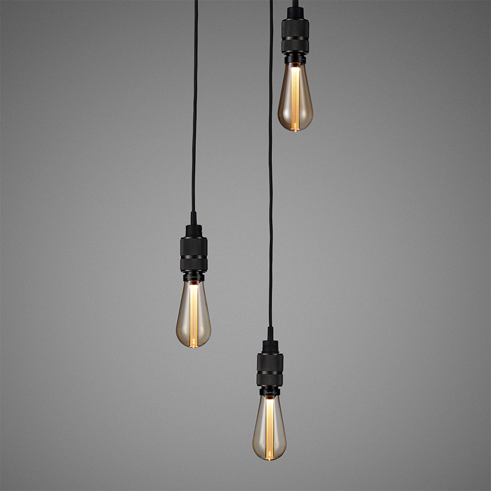BusterPunch Hooked 3.0 Nude Smoked Bronze Gold Bulb 2