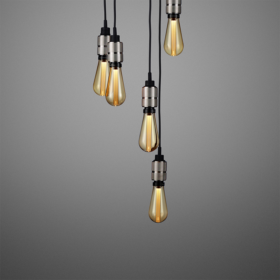 BusterPunch Hooked 6.0 Nude Steel Gold Bulb 2