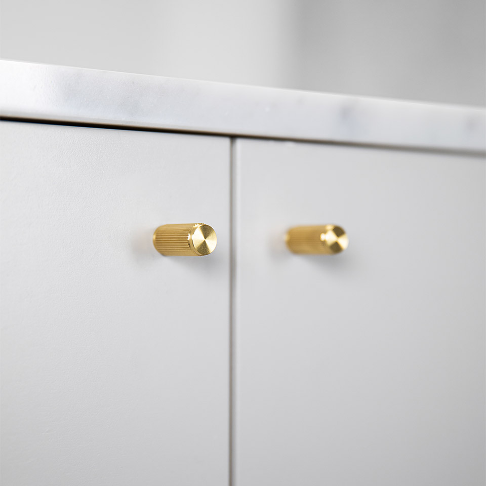BP Furniture Knobs Brass No Books 2